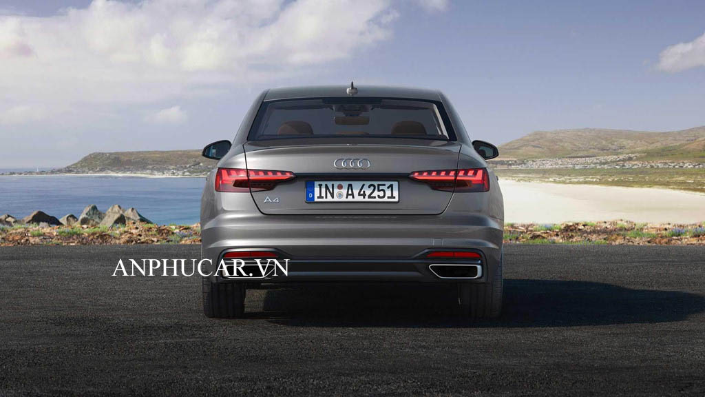 Giá lăn bánh Audi A4 2020