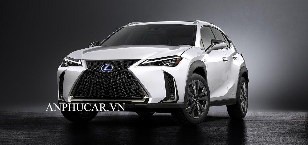Đánh giá Lexus UX250h thế hệ 2020
