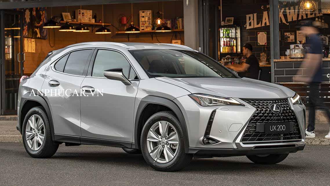 Giá lăn bánh Lexus UX250h thế hệ 2020