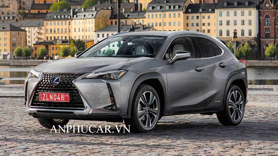 Khuyến mãi Lexus UX250h thế hệ 2020