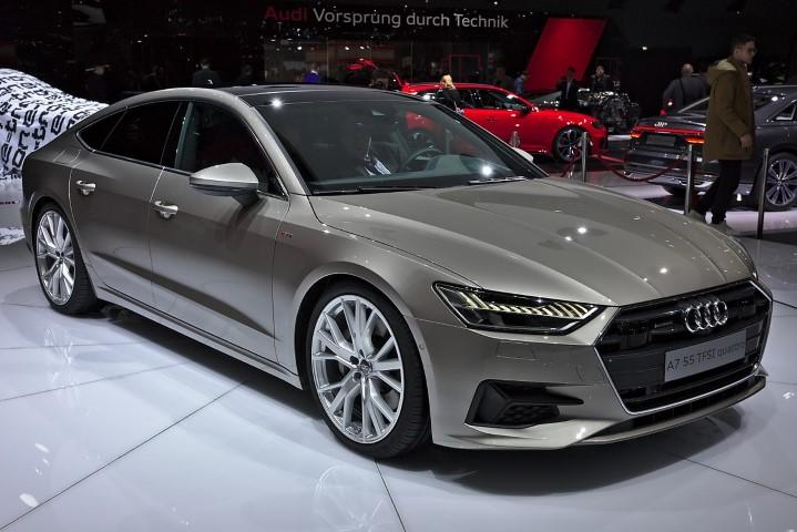 Đánh giá xe Audi A7 2020 đẳng cấp khuyến mãi khủng