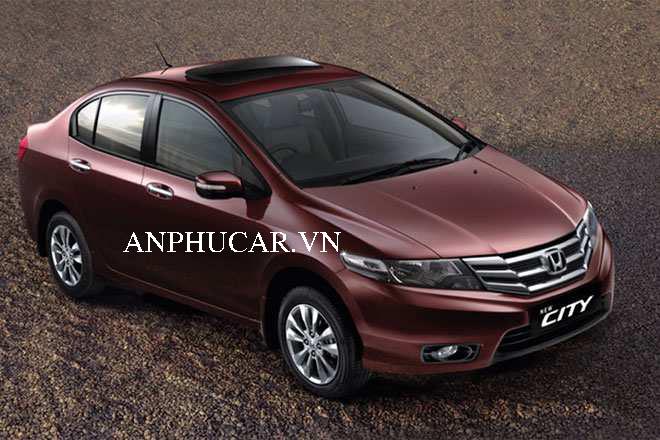 Mua xe Honda City 1.5 G 2020