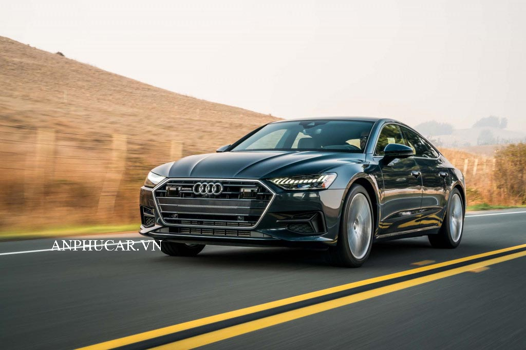 Audi A7 2020 giá xe