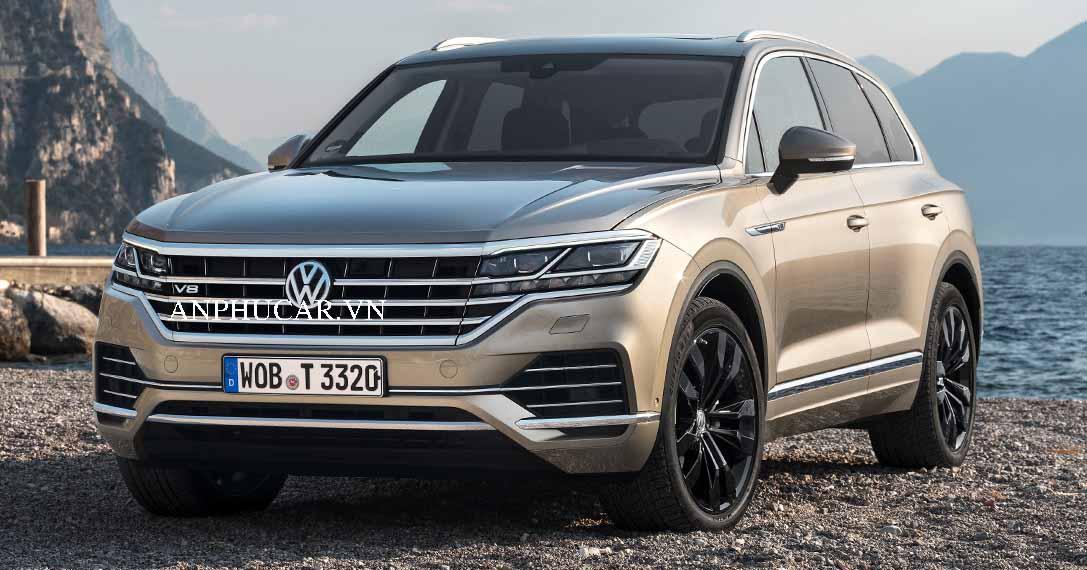 Đánh giá xe Volkswagen Touareg 2020 giá xe bao nhiêu
