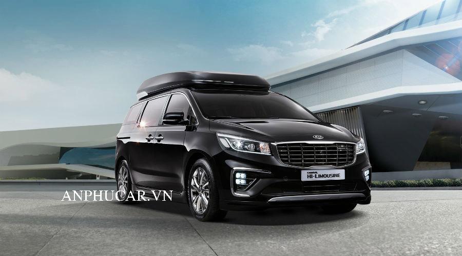 Kia Sedona Limousine 2020 sức hút nổi bật mẫu minivan của Kia