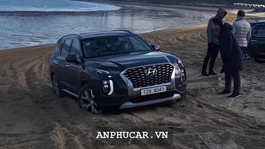 Hyundai Palisade 2020 Ngoai That