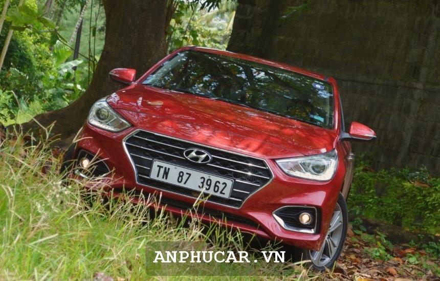 Hyundai Accent 2020 So San Ngoai That