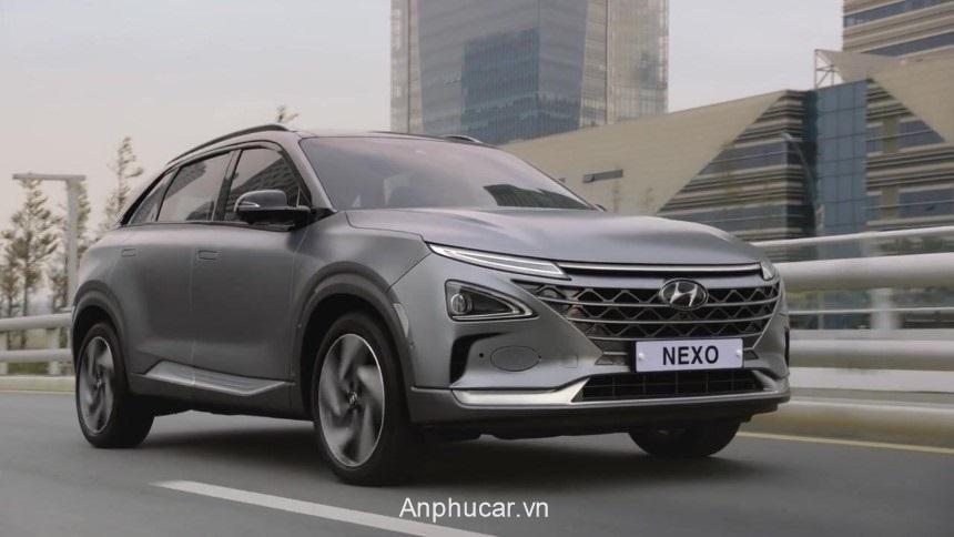 Đánh giá Hyundai Nexo 2020 hoàn toàn mới đến từ xứ sở Kim Chi