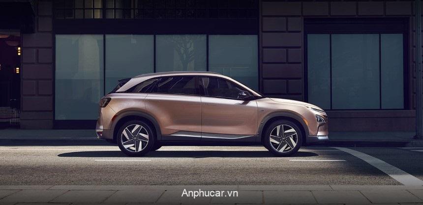 Hyundai Nexo 2020 Tong Quan