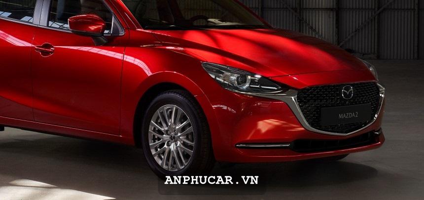 Mazda 2 2020 Dau Xe