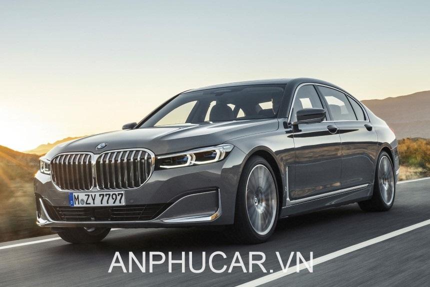 Đánh giá chi tiết về BMW 7 series mới nhất năm 2020