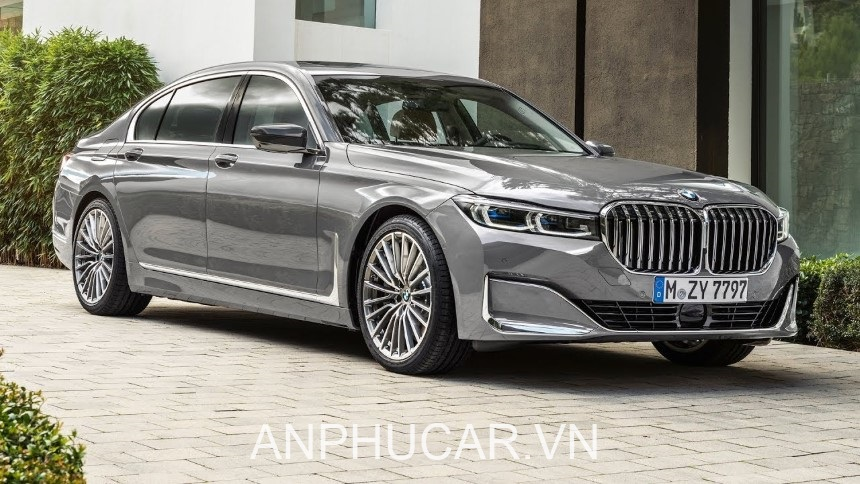 BMW 7-series 2020 than