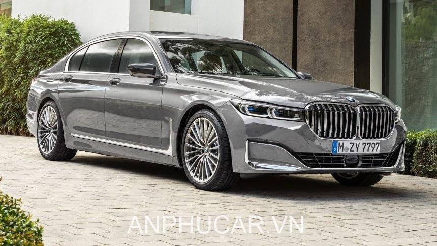 BMW 7-series 2020 than