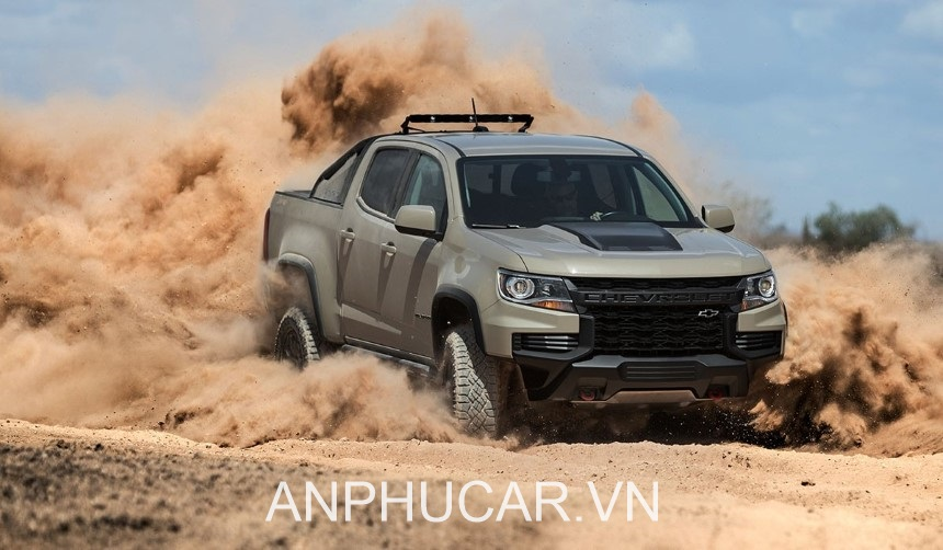 Chevrolet Colorado 2020 ngoai that