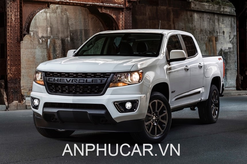 Chevrolet Colorado 2020. dau xe
