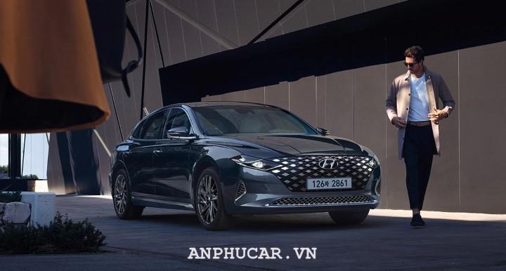 Hyundai Grandeur 2020 hien dai dep mat