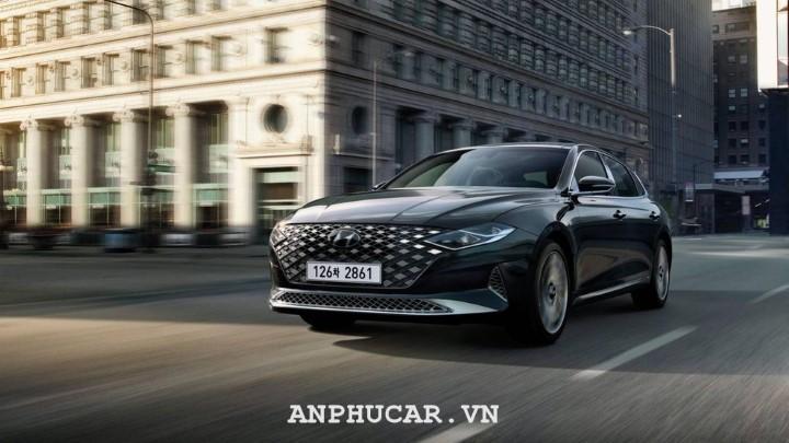 Hyundai Grandeur 2020 ra mat