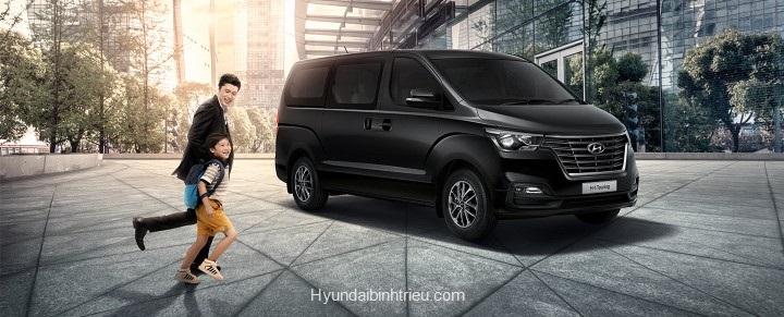Hyundai Starex 2020 Tong Quan