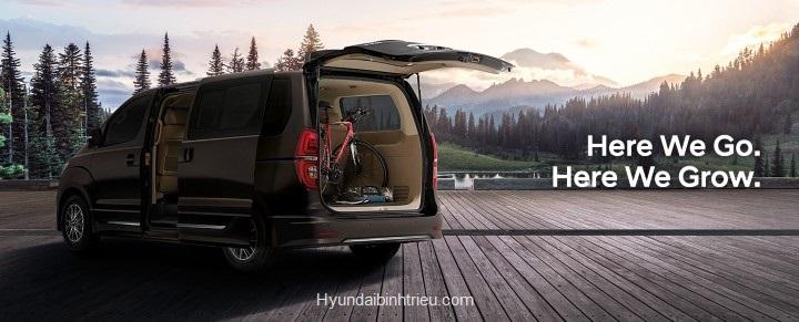 Hyundai Starex 9 chỗ 2020 Cop Xe