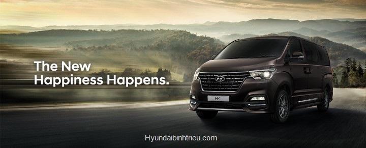 Hyundai Starex 9 chỗ 2020 Dau Xe