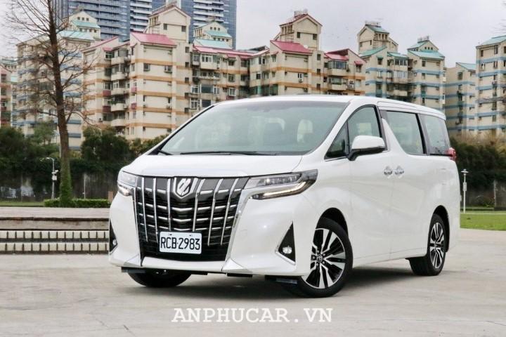 Toyota Alphard 2020 danh gia