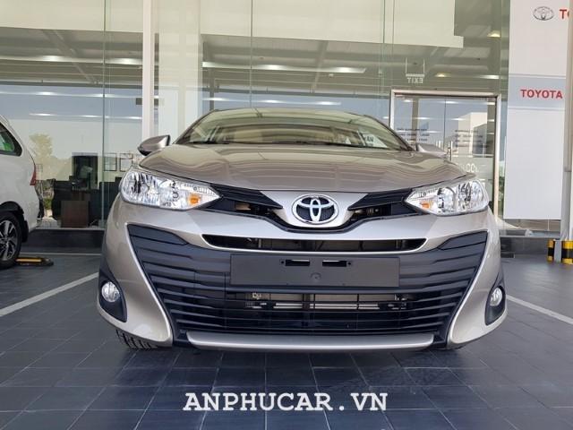 Toyota Vios 1.5E CVT 2020 gia xe