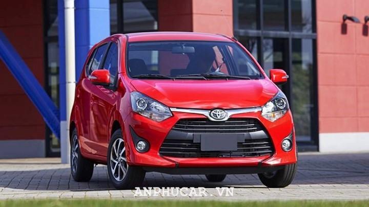 Toyota Wigo 1.2AT 2020 mới vận hành bền và tiết kiệm
