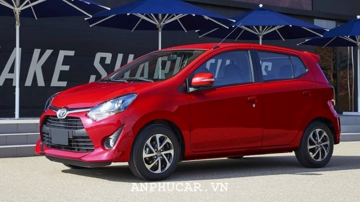 Toyota Wigo 1.2AT 2020 gia bao nhieu
