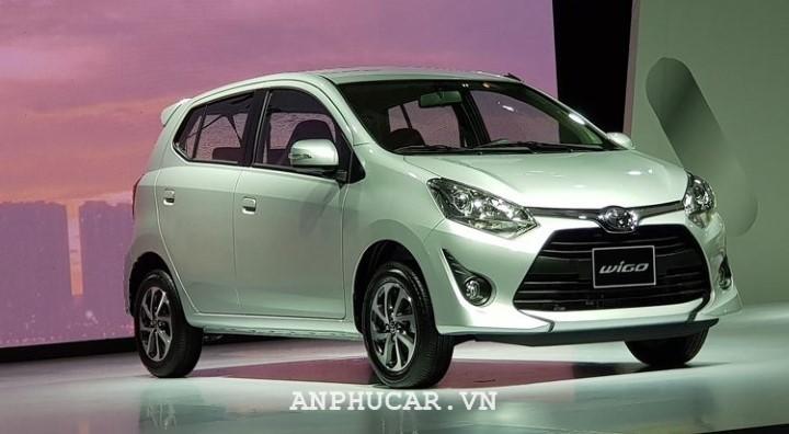 Toyota Wigo 1.2AT 2020 gia xe