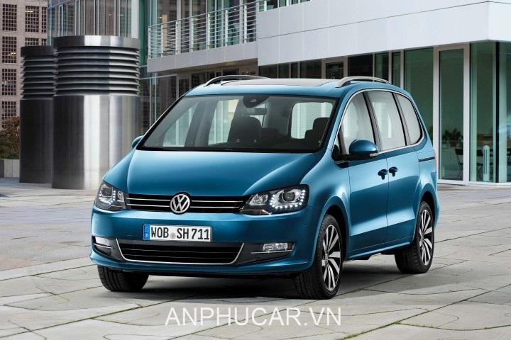 Đánh giá chi tiết và thông số của xe Volkswagen Sharan 2020