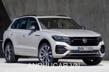 Volkswagen Touareg 2020 ngoai that