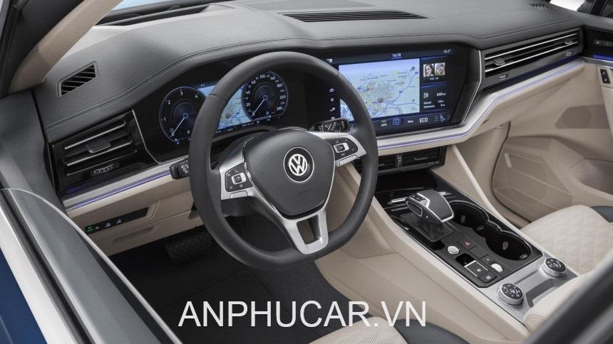 Volkswagen Touareg 2020 noi