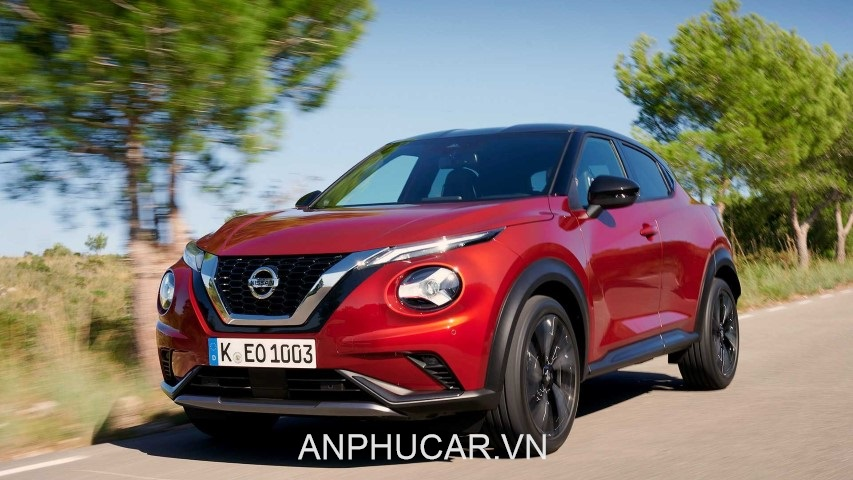 Đánh giá chi tiết về mẫu xe Nissan Juke 2020 thế hệ mới nhất