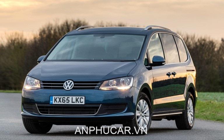 dau xe Volkswagen Sharan 2020