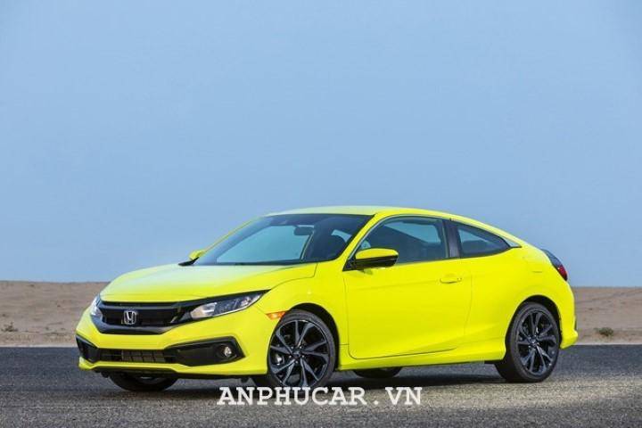 Những điểm nổi trội của mẫu xe đình đám Honda Civic 2020