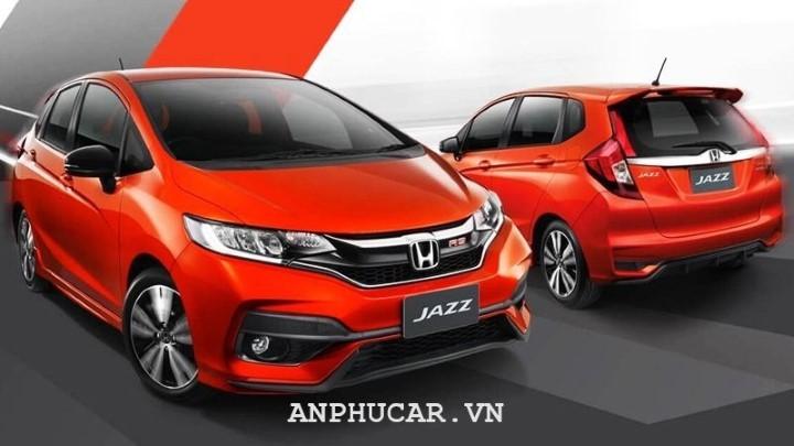 Honda jazz 2020 gia bao nhieu