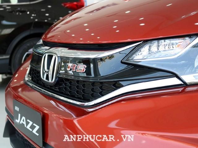 Tổng quan những điểm nổi bật về xe Honda Jazz RS 2020