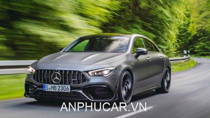 Mercedes A45 AMG 2020 4Matic đẳng cấp của dòng xe hatchback