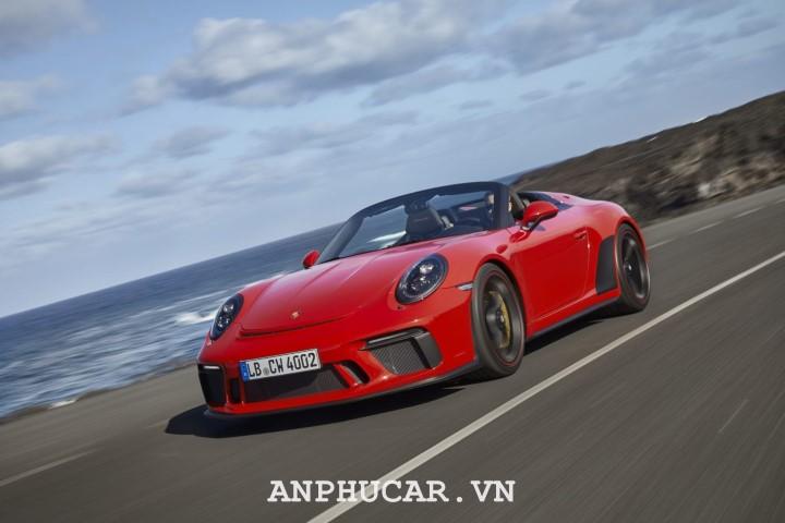 Porsche 911 Speedster 2020 mau xe dua an tuong