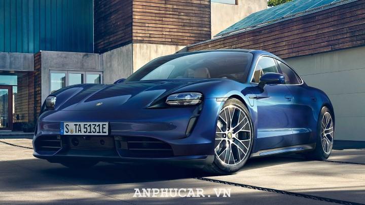 Porsche Taycan 2020 gia ban moi nhat