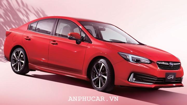 Những điểm nổi bật của Subaru impreza 2020 thế hệ mới