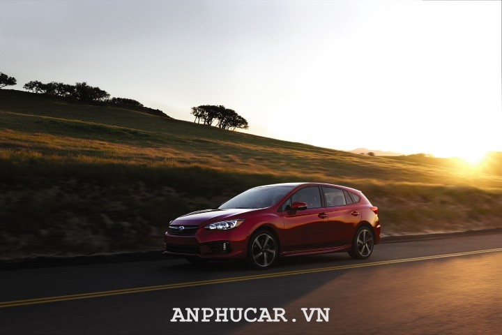 Subaru impreza 2020 gia lan banh