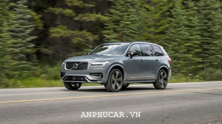 Volvo XC90 2020 mới ấn định công nghệ siêu hiện đại