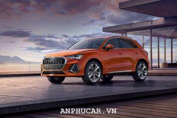 Audi Q3 2020 thiet ke sang trong