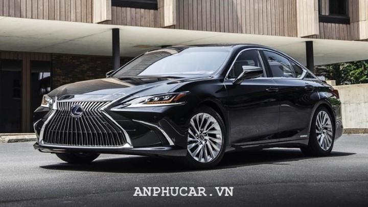 Lexus ES 250 2020 thiet ke sang trong