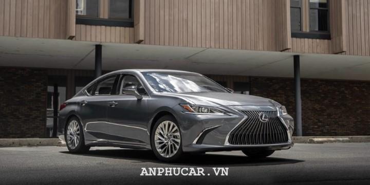 Sang trọng và đẳng cấp của mẫu sedan Lexus ES 250 2020
