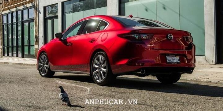 Mazda 3 2020 mua xe tra gop