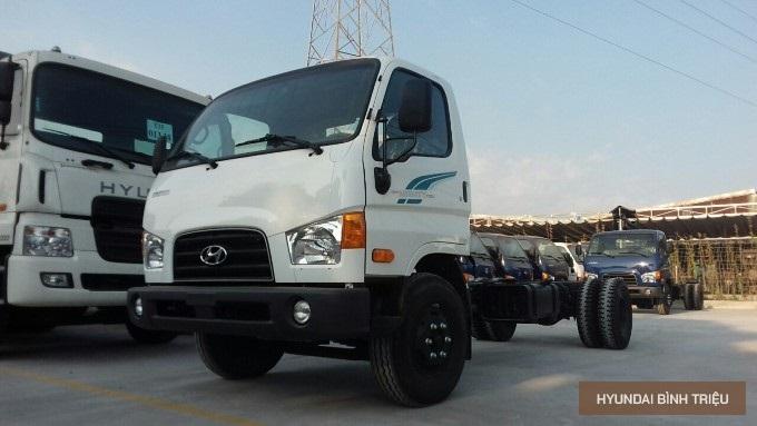 Gia Xe Hyundai Mighty 110SL 2020 Bao Nhieu
