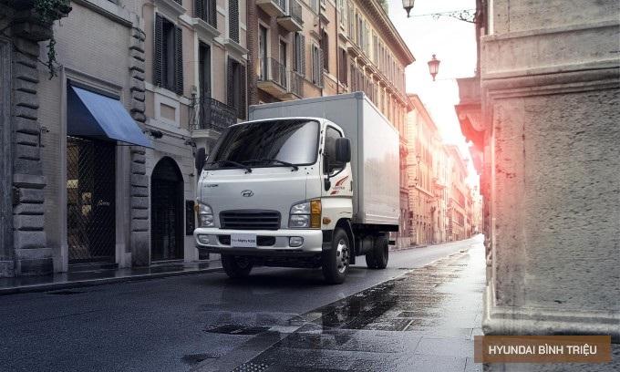 Gia Xe Tai Hyundai N250SL Cabin