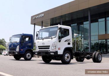 Hyundai Mighty EX6 2020 Ca Bin